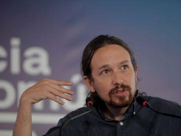 """""""Que hable la mayoría"""", el lema de campaña de Podemos para las elecciones de Madrid 2021"""