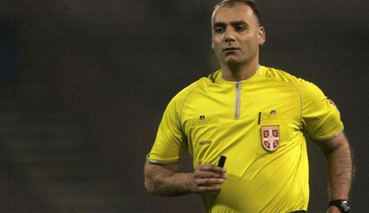 Condenan a un árbitro a 15 meses de cárcel por favorecer a un equipo en Serbia