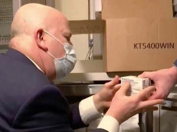 Janssen paraliza un lote de vacunas con un problema de fabricación