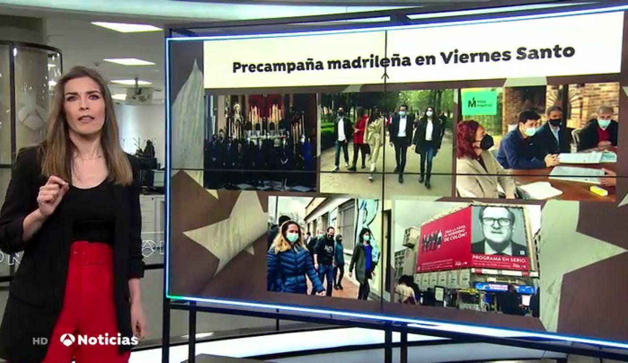 Elecciones Madrid