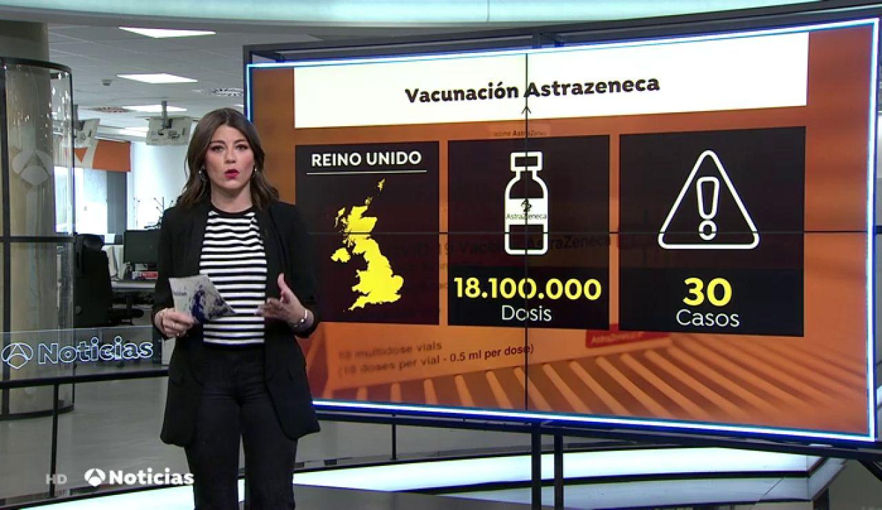 Algunos países se plantean prescindir de la vacuna contra el coronavirus de AstraZeneca