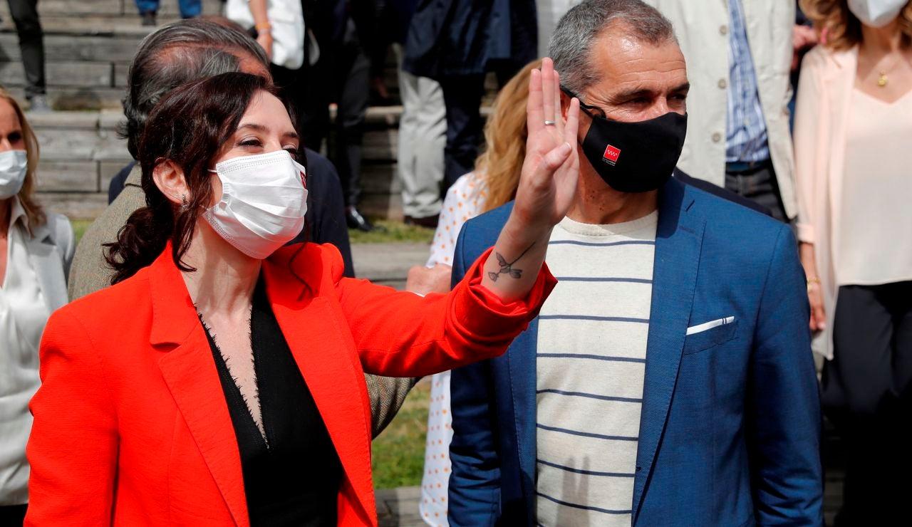 """oni Cantó se dejará """"hasta el último aliento"""" tras quedarse fuera de la lista del PP en las elecciones de Madrid"""