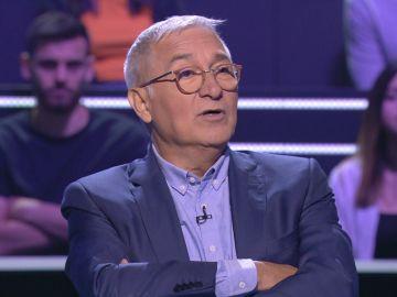 Match-ball de Xavier Sardà a tres preguntas