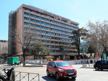Hotel de Villa Magna tras el coronavirus