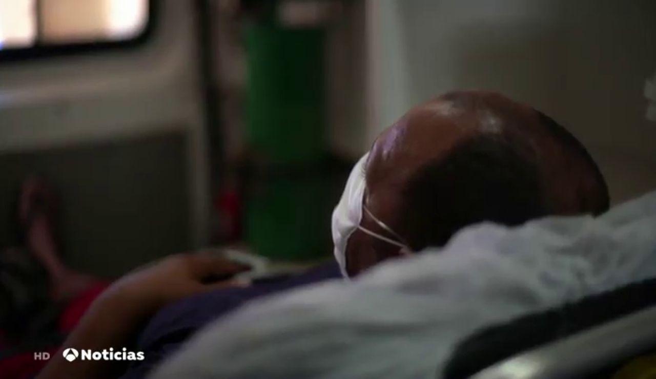Exhuman restos mortales de los cementerios en Brasil para hacer sitio para los muertos por coronavirus