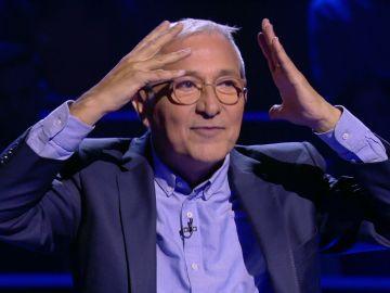 Xavier Sardà recuerda su 'éxótica' experiencia con Loles León por el Amazonas