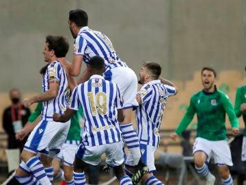 La Real Sociedad gana una final histórica ante el Athletic de Bilbao y consigue su tercera Copa del Rey