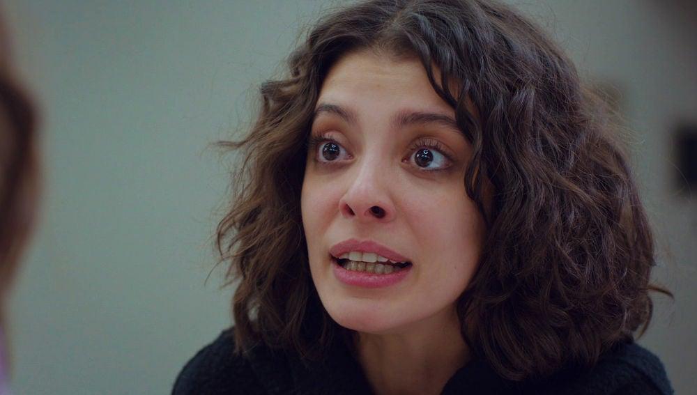 Asu, en pánico al descubrir la enfermedad de Öykü