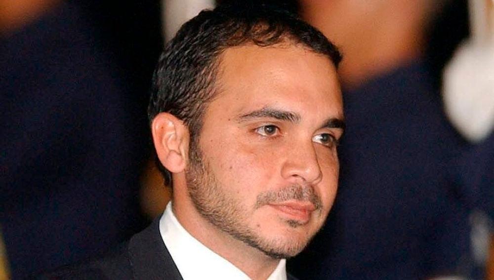 Hamzah bin Husein, ex heredero a la Corona en Jordania, en una imagen de archivo