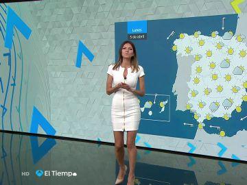 Tu Tiempo (04-04-21) Fuerte viento en noroeste e inestabilidad en este y sur peninsular