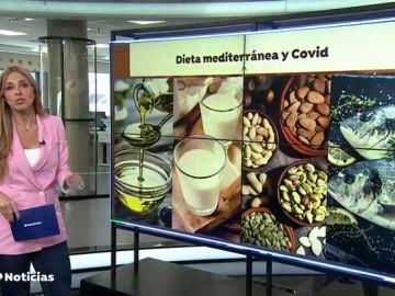 Un estudio español concluye que una buena alimentación ayuda a protegerse contra el coronavirus