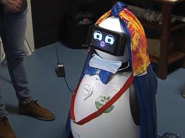 El robot Dumy