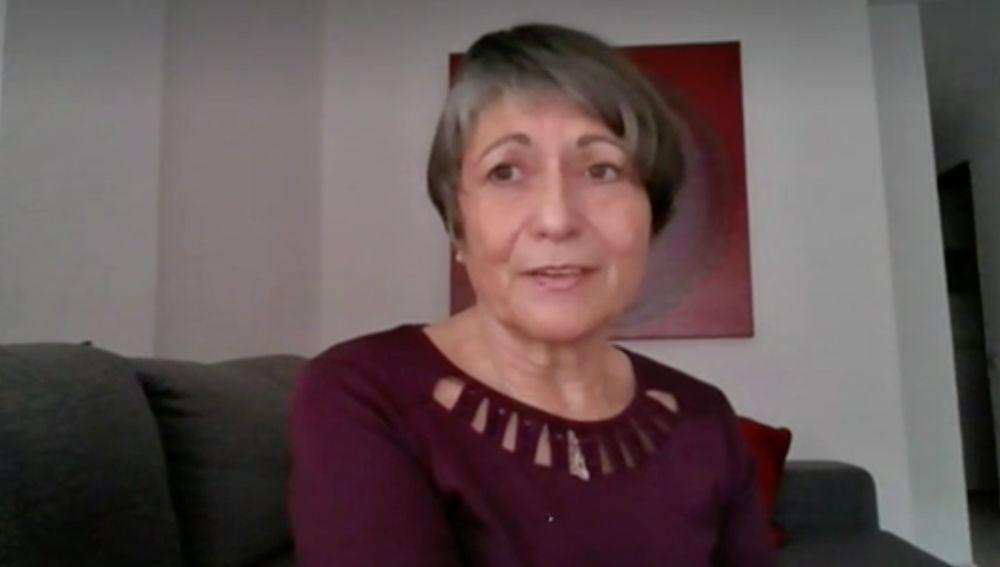 Pilar Damián, víctima de okupas