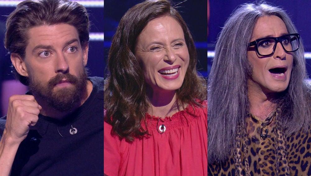 Adrián Lastra, Aitana Sánchez-Gijón y Mario Vaquerizo, los nuevos concursantes de '¿Quién quiere ser millonario?'