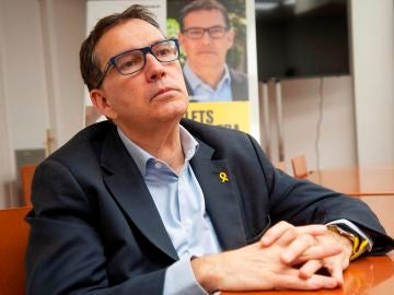 El diputado de JxCat en el Parlament Jaume Alonso-Cuevillas