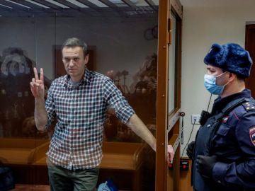 El líder opositor ruso, Alexéi Navalny