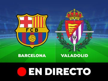 Barcelona - Valladolid: Resultado y goles del partido de hoy, en directo   Liga Santander