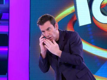 ¡La venganza de Ricardo! Le da el número de Arturo Valls a Enriqueta en '¡Ahora caigo!'