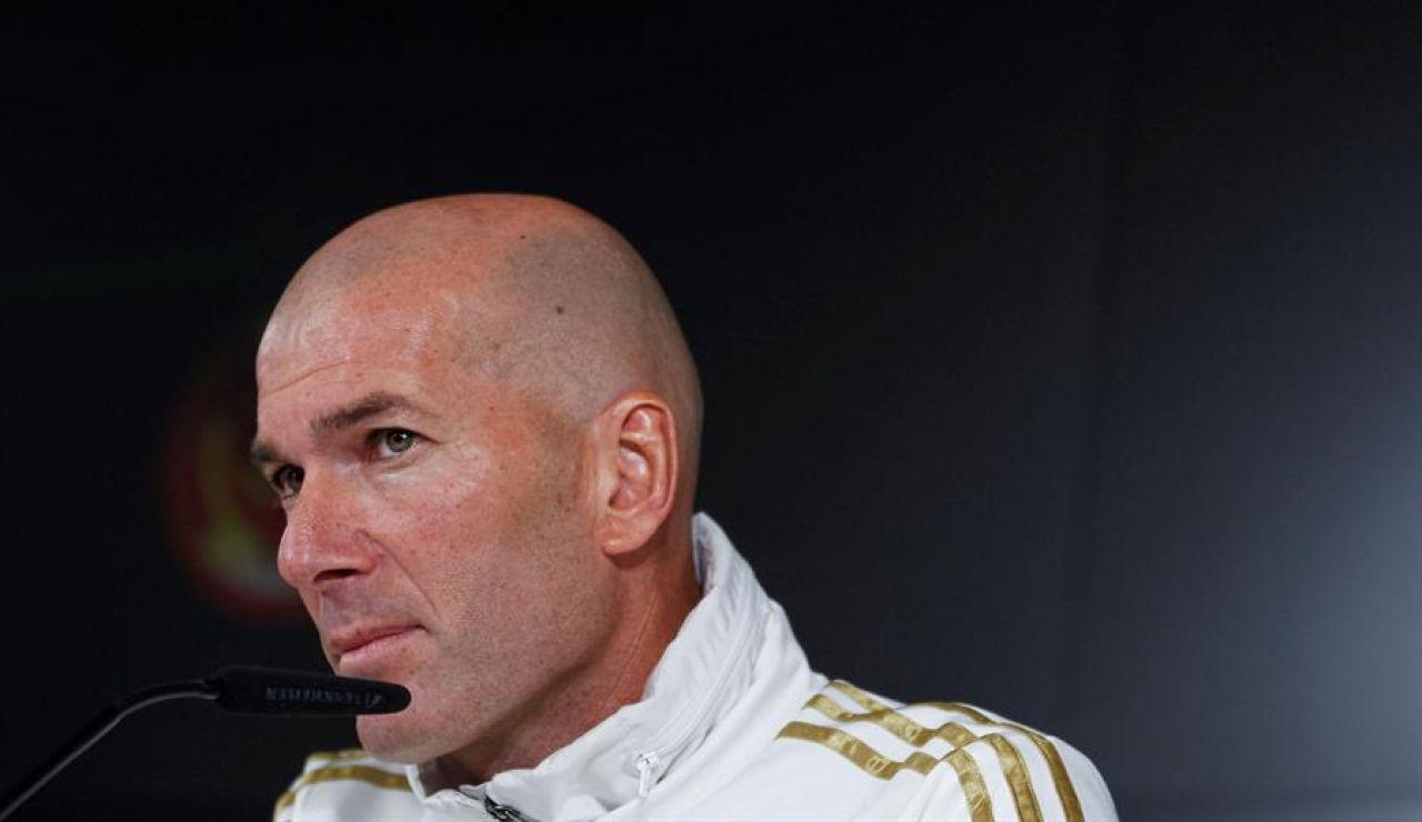 """Zidane pide """"tolerancia cero"""" ante el racismo tras el incidente con Diakhaby en Cádiz"""