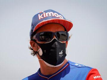 """El mensaje de Fernando Alonso para la segunda carrera del año: """"Soy optimista, veremos avances en Imola"""""""