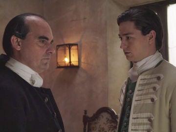 """""""La única recompensa para un mayordomo es servir a su señor"""""""