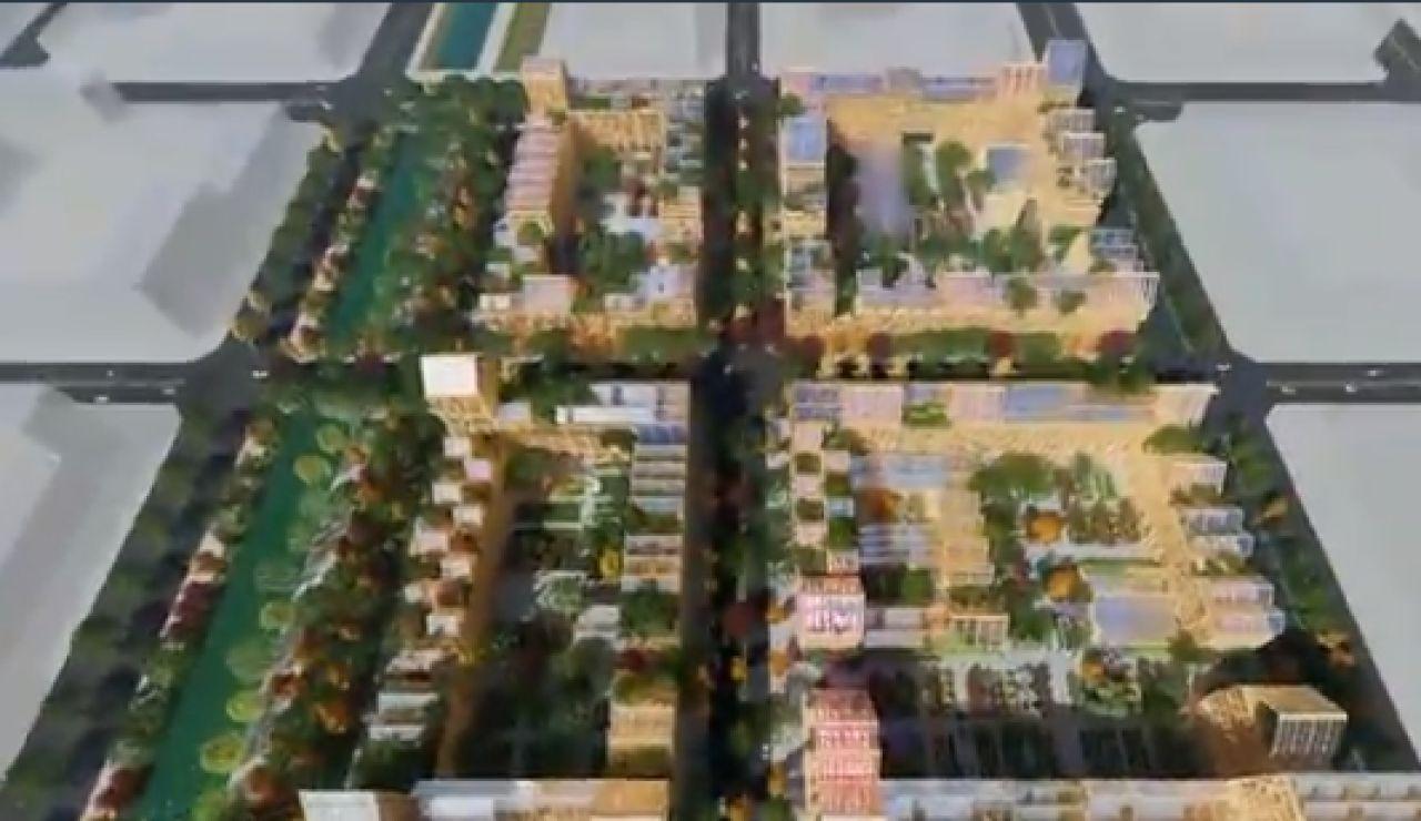 El arquitecto español Vicente Guallart diseña la primera ciudad autosuficiente con viviendas post-covid en China