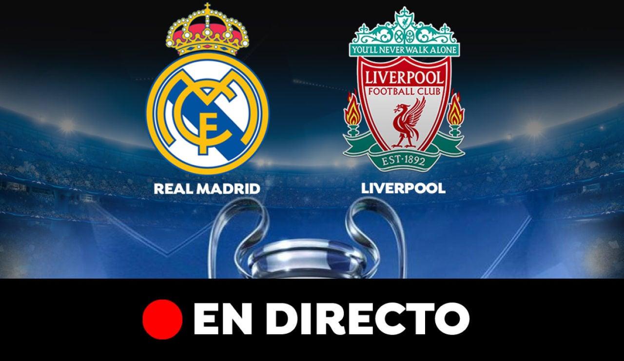 Real Madrid - Liverpool: Resultado y goles del partido de hoy, en directo | Champions League