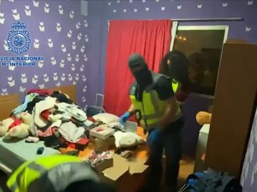 Trata de mujeres: Detenidos 9 presuntos proxenetas en Tenerife