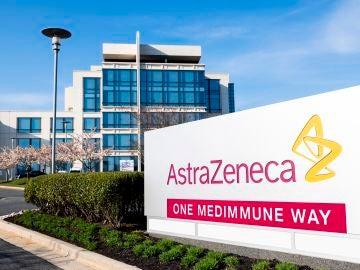 Una de las sedes de la farmacéutica AstraZeneca en EEUU.