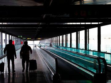 El aeropuerto de Madrid Barajas, en una imagen de archivo