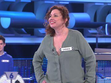 ¡Una groupie total! La insólita anécdota de Carmen con 'Héroes del silencio'