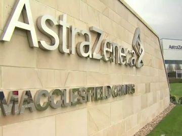 Foto de la sede de AstraZeneca