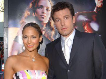 Ben Affleck y Jennifer Lopez