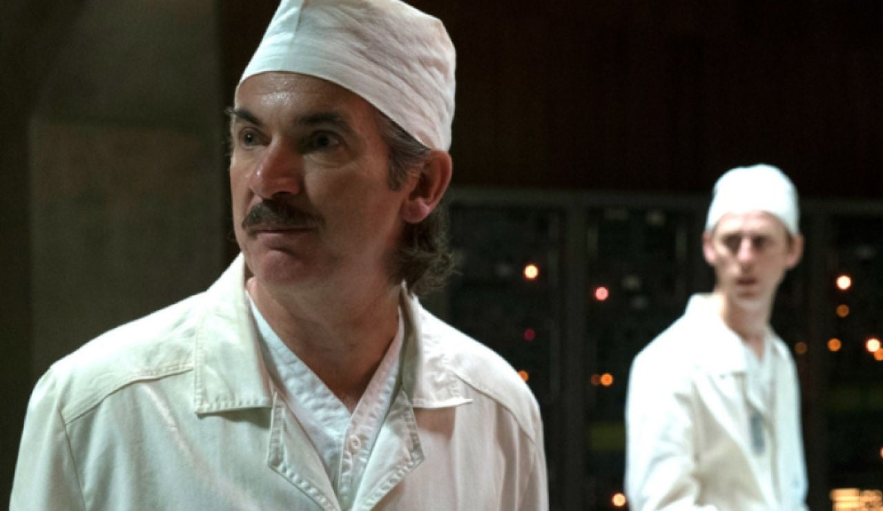 Muere Paul Ritter, actor conocido por sus papeles en 'Harry Potter' o 'Chernobyl' a los 54 años