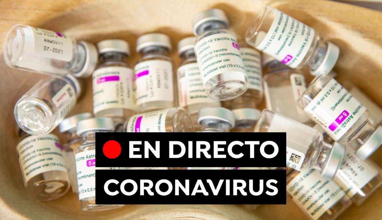 COVID-19: Última hora del coronavirus y las restricciones hoy