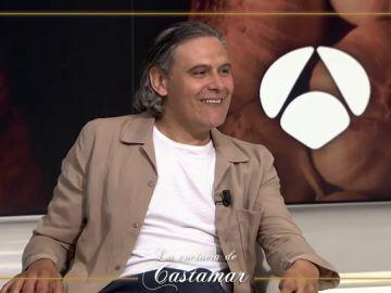 "Roberto Enríquez: ""Hay un papel sorpresa al final de la historia"""