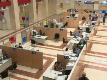 Hacienda permitirá a los afectados por un ERTE fraccionar en 6 veces el pago de la declaración de la renta