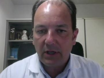 Ricard Ferrer, jefe de UCI Hospital Vall d´Hebron