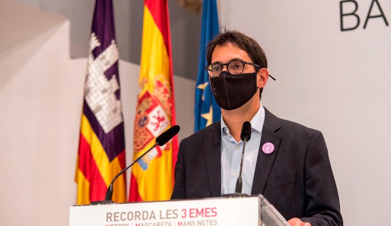 Baleares levanta el cierre perimetral y anuncia las nuevas restricciones para combatir al coronavirus