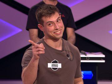 Arnau se gana a Juanra Bonet al rechazar el Arturo's