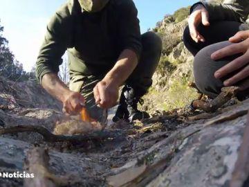 Boom de los cursos de supervivencia en España tras la borrasca Filomena
