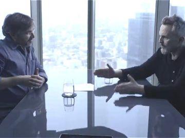 La entrevista de Jordi Évole a Miguel Bosé