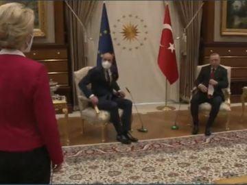 Reunión Turquía y Unión Europea
