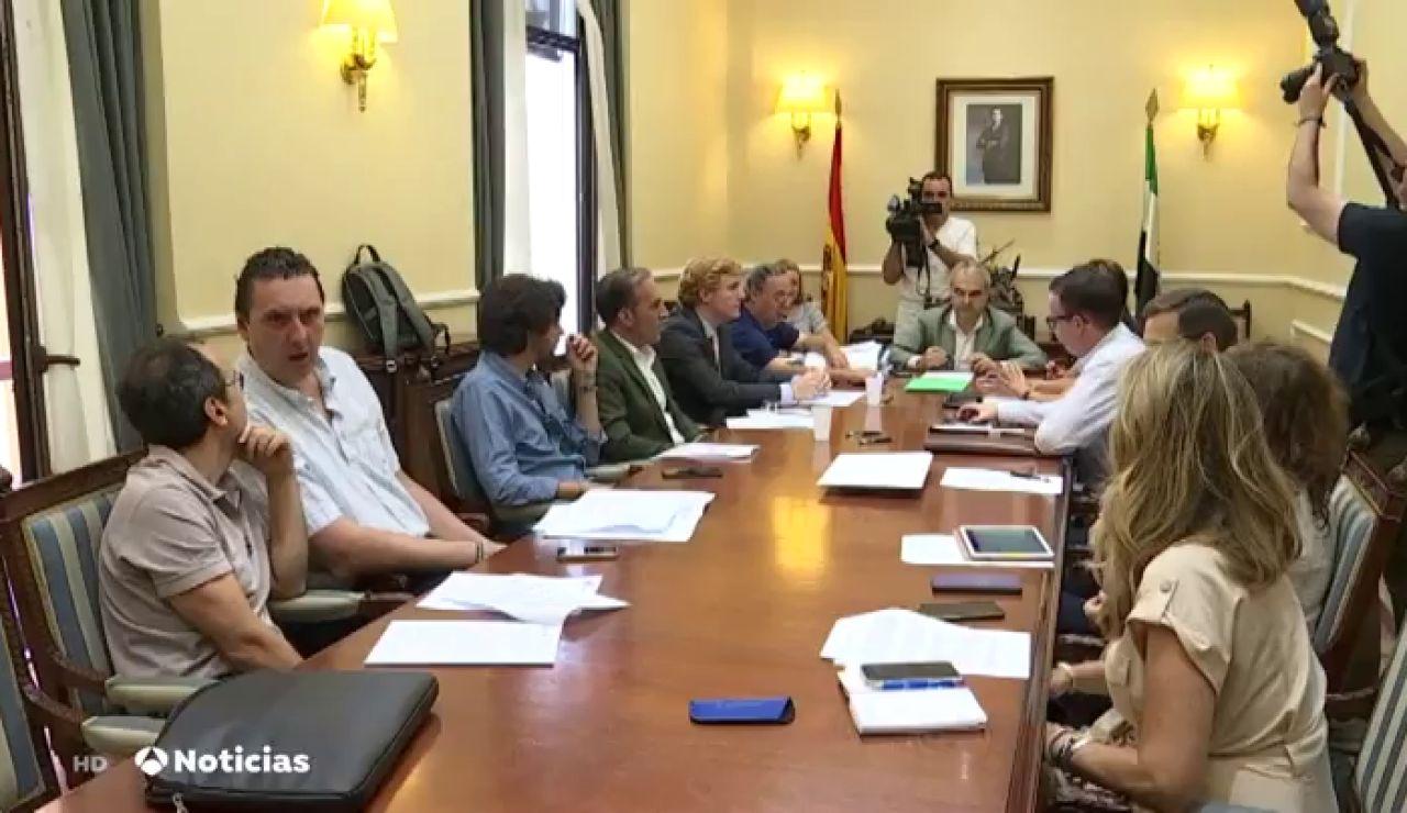 """Dimiten 8 concejales de Vox en Extremadura y abandonan el partido acusándolo de usar """"técnicas antidemocráticas"""""""