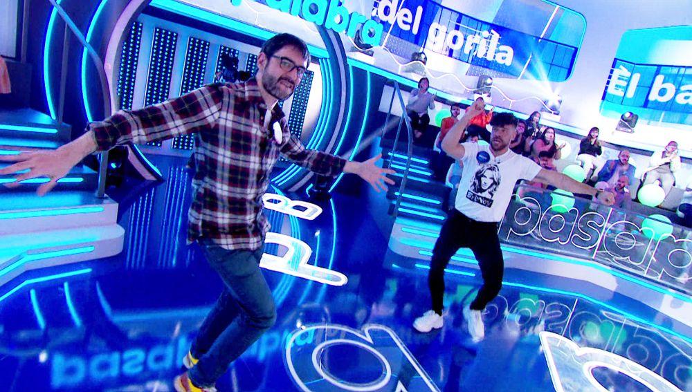 Una prueba musical histórica: 'La Pista' más divertida de 'Pasapalabra'