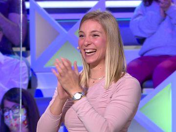 Ana se estrena en 'La ruleta de la suerte' con un gran marcador