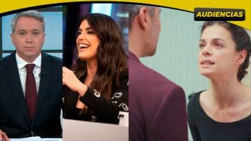 Antena 3, líder del Prime Time