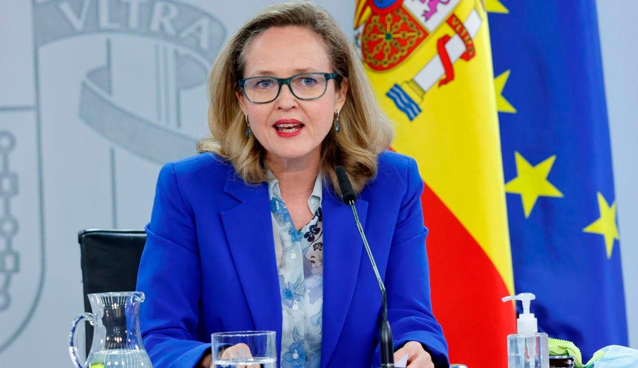 Ministra de Asuntos Exteriores, Nadia Calviño
