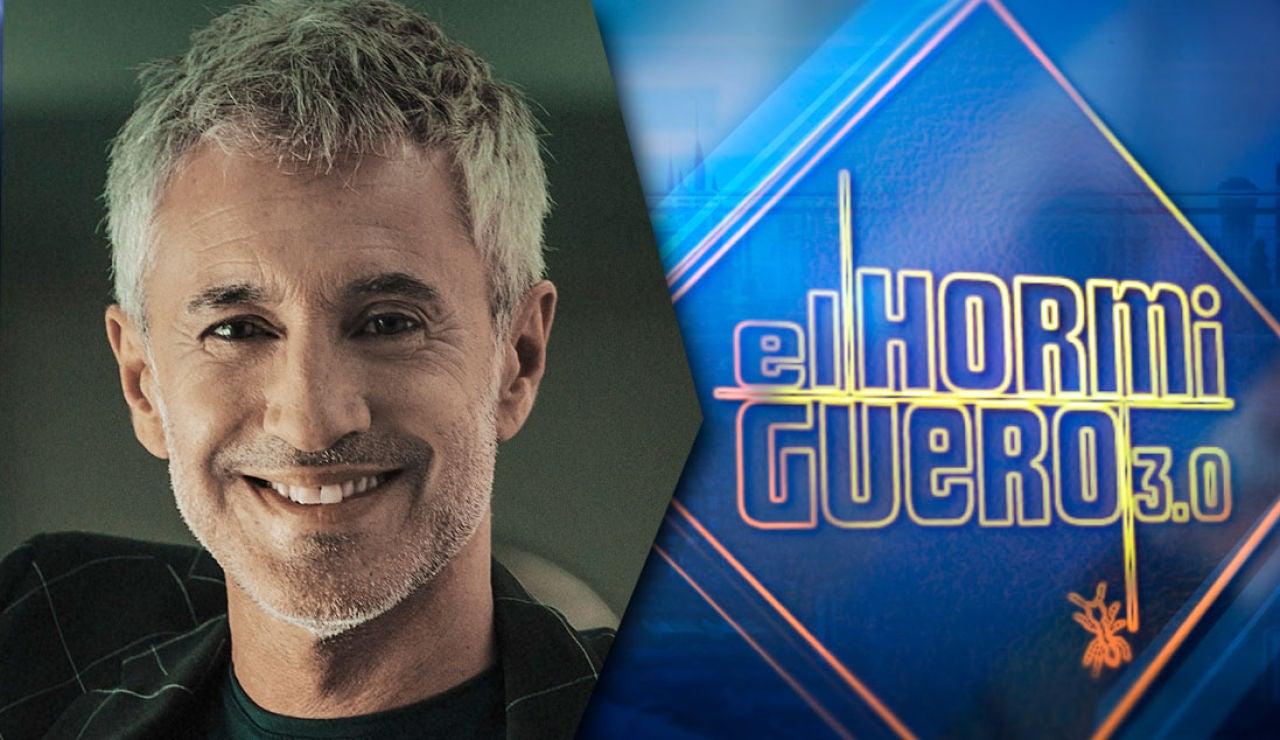 El cantante Sergio Dalma visita 'El Hormiguero 3.0' el miércoles