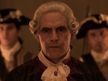 """La Reina advierte a Diego: """"La melancolía no es enfermedad para un Rey, jamás debe saberse"""""""